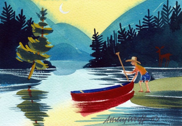 canoecard