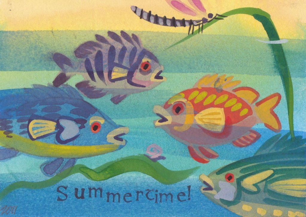 summertimecard