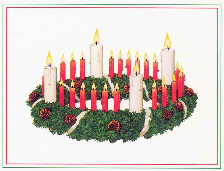 Wichern_Adventskranz_originated_from_Germany