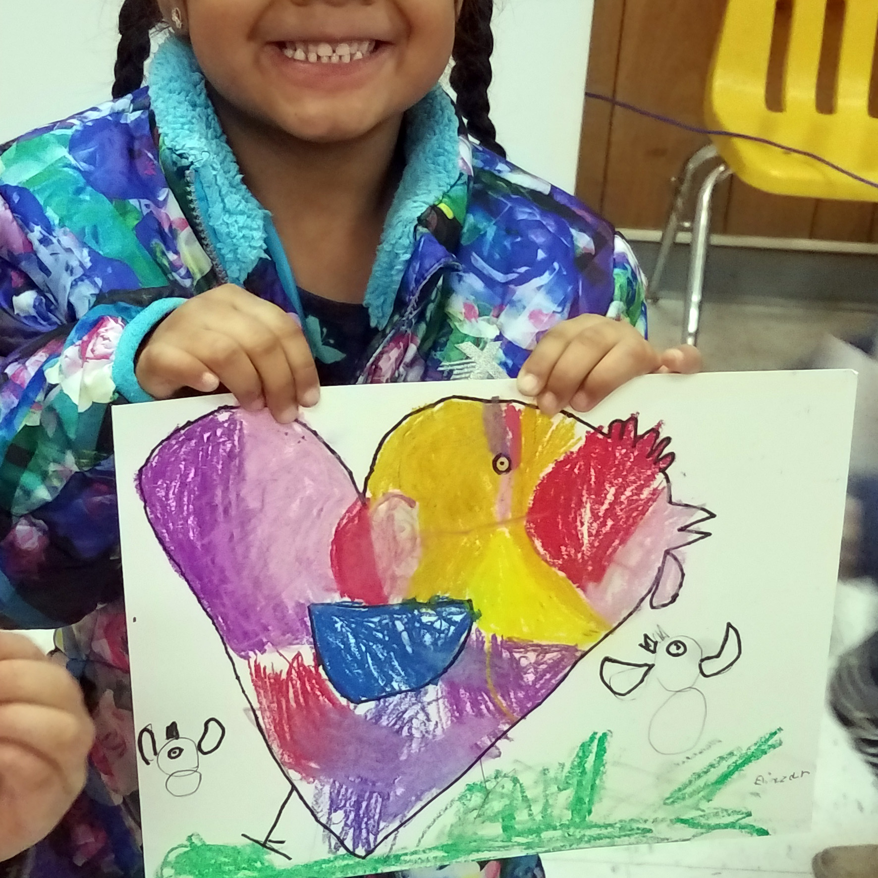 Kindergarten Chicken